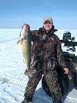 2014 Lake Erie Ice Fishing