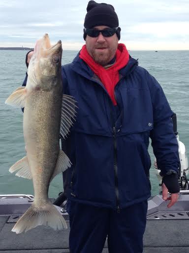 Fishing with Chris, Mike, and Rob 4/16/15-rob-4-16-15-jpg