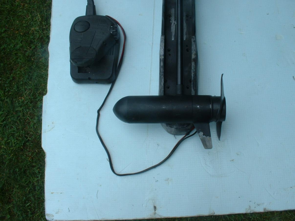 "Minn Kota, 36 volt, bow mount 60"" shaft electric trolling motor-dscf0008-jpg"