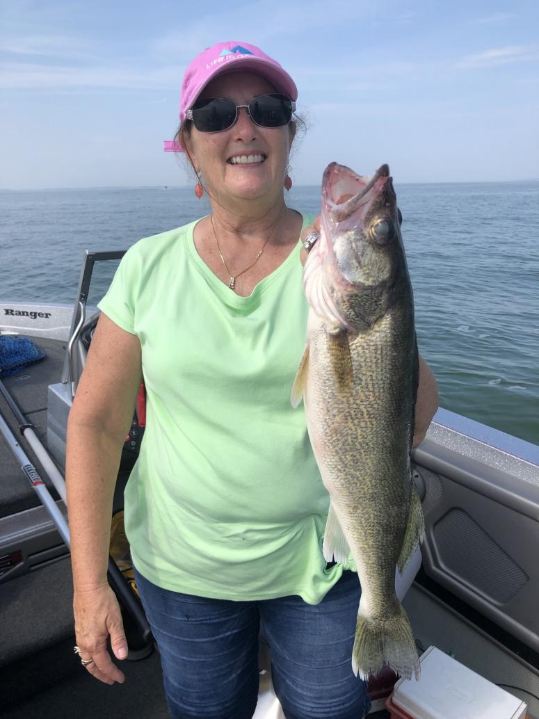 Fishing with Dave and Debbie DeVroy 9/11/19-dave-debbie-devroy-9_11_19c-jpg