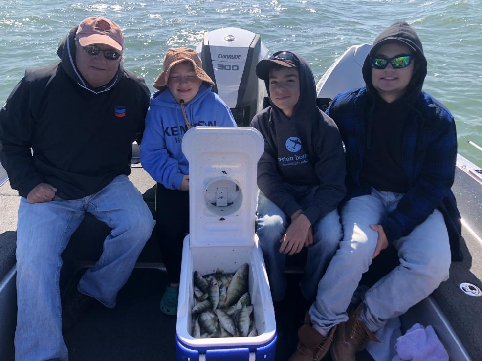 Fishing with Kim, Garrett, Wyatt, and Wesley Ullman 10/9/19-kim-garrett-wyatt-wesley-10_9_19e-jpg