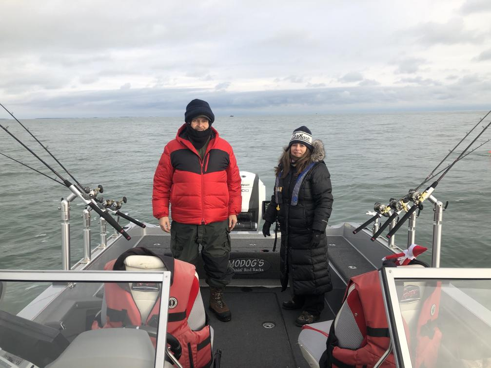 Fishing with Chris and Kelly Literski 11/29/19-chris-kelly-11_29_19h-jpg