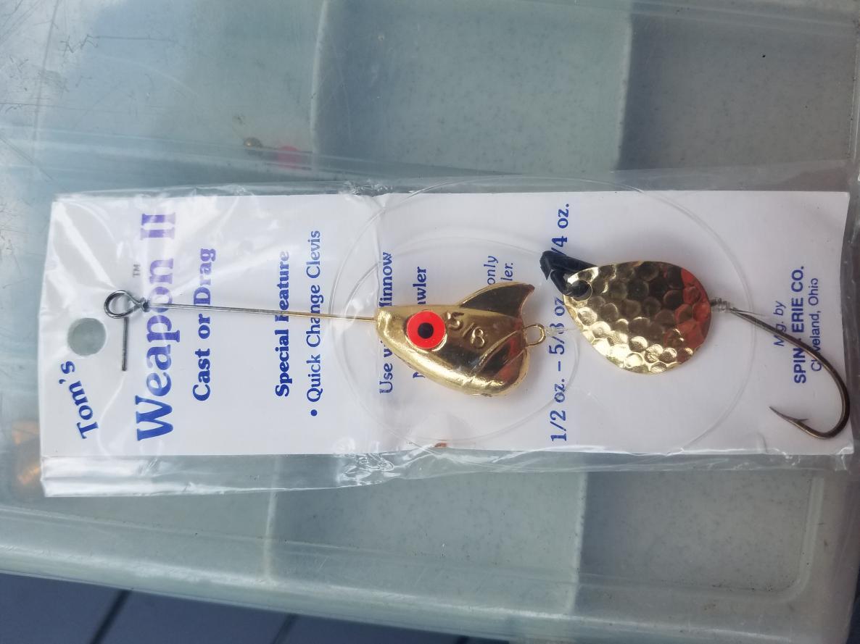 Tom's Weapon II Walleye Harness WTB-weapon-ii-walleye-lure-jpg