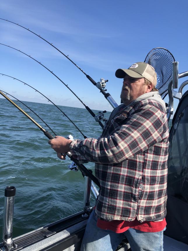 Productive Walleye trip in the waves Saturday 10/17/20-101820-037-jpg