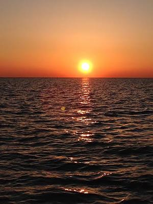 Lake Erie April Sunrise by Walleye_Rick in Main Album