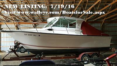 2006 25' Baha Cruiser 251 GLE For Sale by Walleye_Rick in Main Album