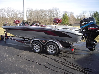 2003 21' Ranger 621 VS Fisherman FOR SALE