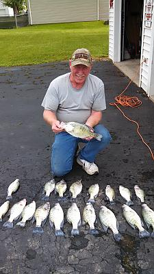 lake erie crappie by TROPHYTIME in Main Album