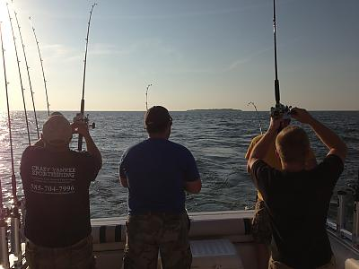 Quad hook up above Middle on the line by Buc-Eye in Member's Categories